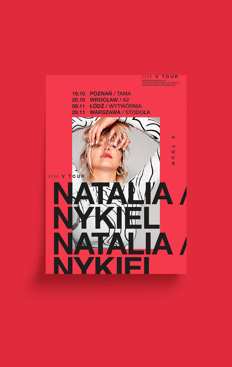 Natalia Nykiel: V Tour