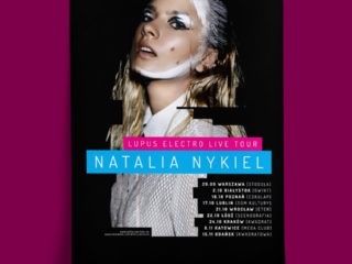 Natalia Nykiel: lupus Electro Tour