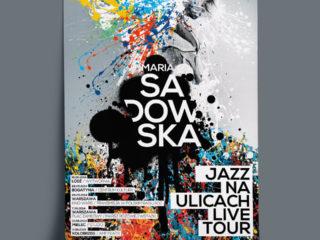 Maria Sadowska: Jazz na ulicach Tour