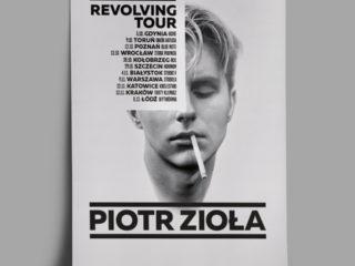 Piotr Zioła: Revolving Tour